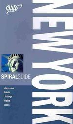 AAA Spiral Guide New York