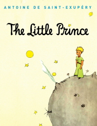 The Little Prince(어린왕자)(영어판)(초판본)(1943년 초판본 오리지널 표지디자인)