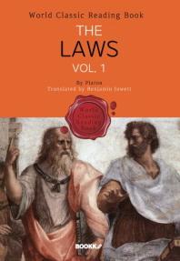 플라톤 법률, 1부 : The Laws, Vol. 1 (영문판)
