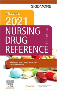 Mosby's 2021 Nursing Drug Reference