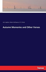 Autumn Memories and Other Verses