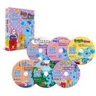 블루스 클루스 2집 6종세트 BLUE'S CLUES(DVD)