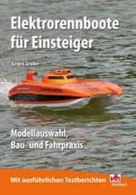Elektrorennboote f?r Einsteiger