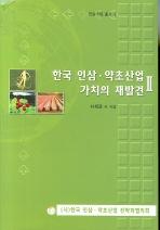 한국 인삼 약초산업가치의 재발견 2