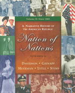Nation of Nations Volume 2 with Powerweb and Primary Source Investigator CD