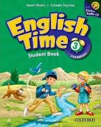 English Time. 3  (Student Book) (CD1장 포함)