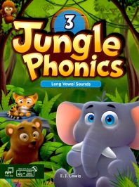 Jungle Phonics 3 (SB+mp3+Class Booster)