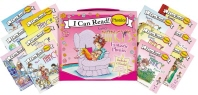 Fancy Nancy's 12-Book Fantastic Phonics Fun!