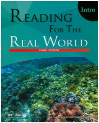 Reading for the Real World. Intro