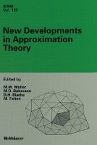 New Developments in Approximation Theory