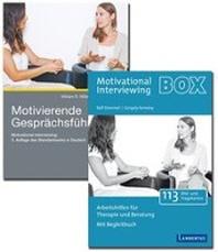 Motivierende Gespraechsfuehrung - Set mit Buch und Arbeitshilfenkarten