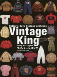 ヴィンテ-ジ.キング HELLER'S CAFE VINTAGE ARCHIVES