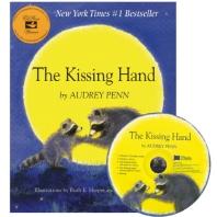 노부영 The Kissing Hand (Hardcover + CD)