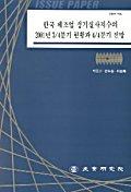 한국 제조업 경기실사지수의 2001년 3/4분기 현황과 4/4분기 전망