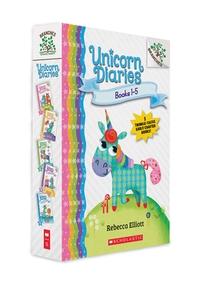 Unicorn Diaries, Books 1-5