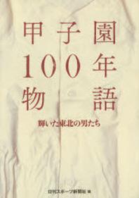 甲子園100年物語 輝いた東北の男たち