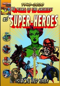 80 Years of The Greatest Super-Heroes #5