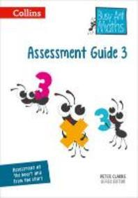 Busy Ant Maths -- Assessment Guide 3