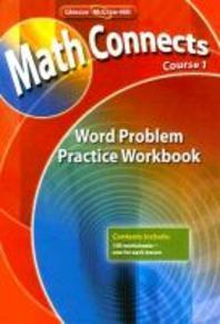Math Connects, Concepts, Skills, and Problems Solving, Course 1, Word Problem Practice Workbook