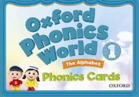 Oxford Phonics World 1 : Phonics Cards