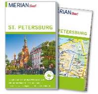 MERIAN live! Reisefuehrer St. Petersburg