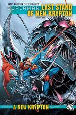 Last Stand of New Krypton, Volume 1