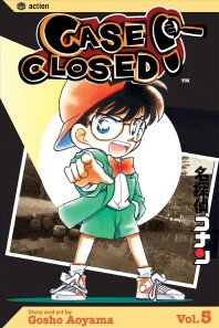 Case Closed, Vol. 5, Volume 5