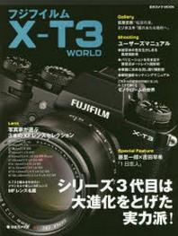 フジフイルムX-T3 WORLD シリ-ズ3代目は大進化をとげた實力派!