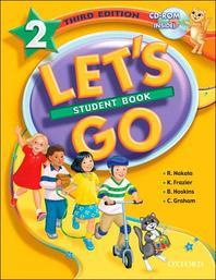 Let's Go 2 Student Book (CD-ROM 1장포함)