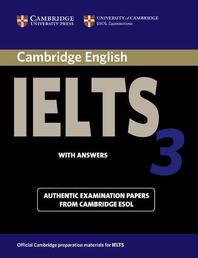 Cambridge IELTS 3 : Student's Book with Answers