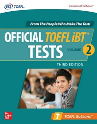Official TOEFL IBT Tests. 2