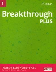 Breakthrough Plus. 1(Teacher's Book Premium Pack)