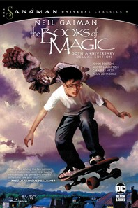 The Books of Magic 30th Anniversary Deluxe Edition