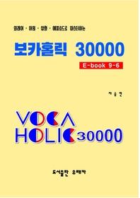 외래어ㆍ어원ㆍ삽화ㆍ에피소드로 마스터하는 보카홀릭 30000. E-Book 9-6
