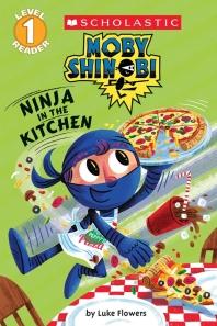 Ninja in the Kitchen (Moby Shinobi
