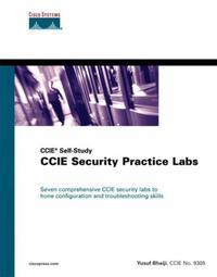 CCIE Self-Study CCIE Security Practice Labs (BK+CD)