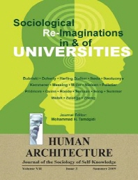 Sociological Re-Imaginations in & of Universities