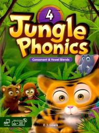 Jungle Phonics 4 (SB+mp3+Class Booster)