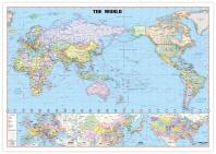 세계지도(영문)(102*72cm)