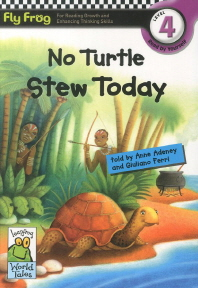 No Turtle Stew Today(CD1장포함)(Fly Frog Level 4)(전2권)