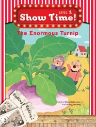 Show Time! Level 1: The Enormous Turnip 세트(SB+WB)