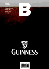 매거진 B(Magazine B) No.20: Guinness(영문판)