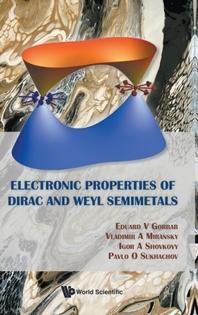 Electronic Properties of Dirac and Weyl Semimetals