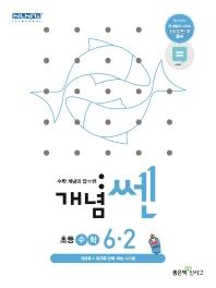 개념쎈 초등 수학 6-2(2021)