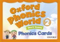 Oxford Phonics World 2 : Phonics Cards