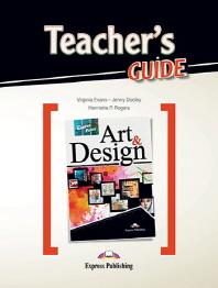Career Paths: Art & Design(Teacher's Guide)