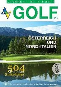 Golf Guide ?sterreich und Nord-Italien 2017 inklusive Gutscheinbuch