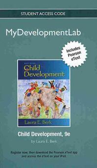 New Mylab Human Development with Pearson Etext -- Standalone Access Card -- For Child Development