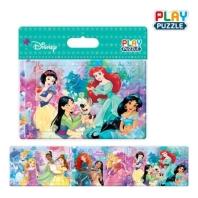 디즈니 프린세스: 3단퍼즐