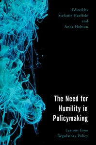 The Need for Humility in Policymaking